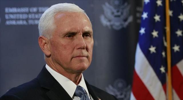 ABD Başkan Yardımcısı Pence kendini karantinaya aldı