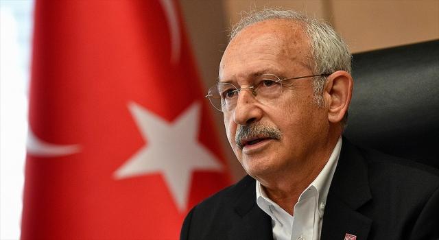 CHP Genel Başkanı Kılıçdaroğlu: Siyasi partiler ortak çözüm arayışlarını toplumun önüne koymalı