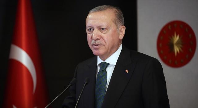 Cumhurbaşkanı Erdoğan: Koronavirüsle mücadele başarıyla sürdürülüyor