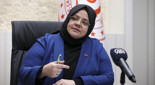 Bakan Zehra Zümrüt Selçuk: İstihdam edilen engelli işçi ve memur sayısı 172 bin 930 oldu