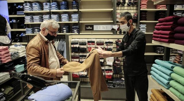Sağlık Bakanlığı giyim mağazaları için Kovid19 tedbirlerini belirledi