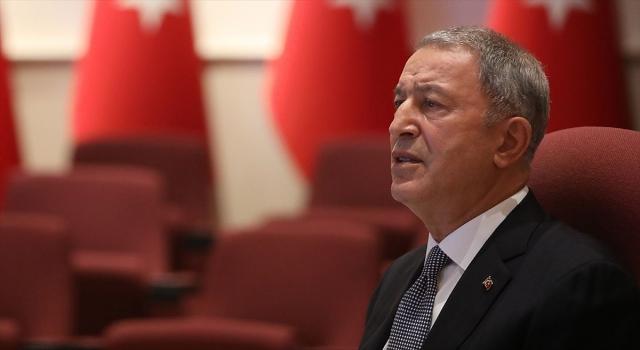 Milli Savunma Bakanı Akar: Operasyon bölgelerinde Kovid19 vakası görülmedi