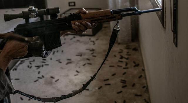 Rusya'dan Hafter'e Suriyeli savaşçı desteği