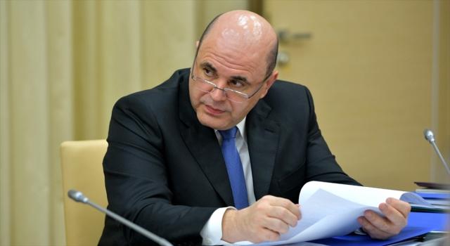 Rusya Başbakanı Mişustin, ülkede Kovid19 durumunun iyiye gittiğini bildirdi