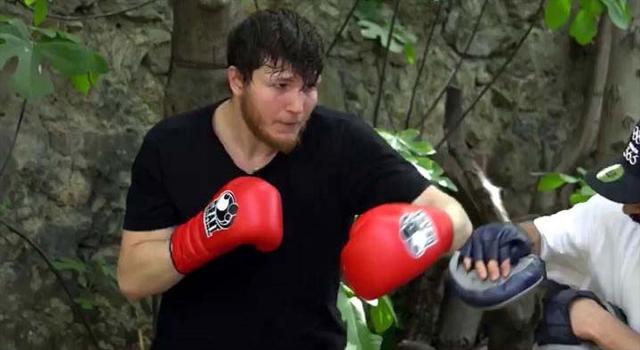 Milli boksörler izole alanlarda olimpiyatlara hazırlanıyor