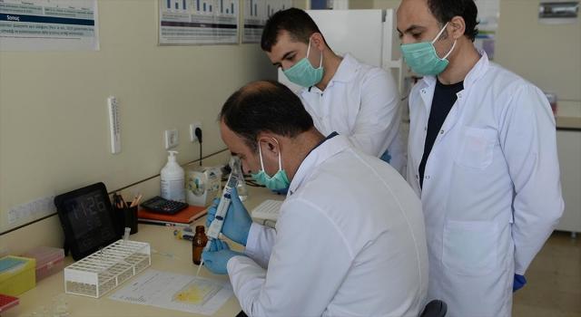 Kısa sürede çok sayıda analiz yapabilecek Kovid19 test kiti geliştirildi
