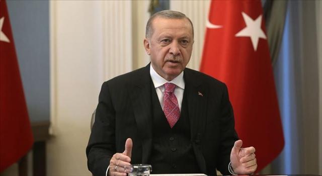 Cumhurbaşkanı Erdoğan: Denizlerimizdeki çıkarlarımızı korumaya sarsılmaz bir inançla devam etmekteyiz