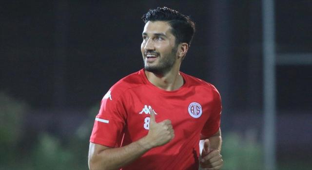 Nuri Şahin Antalyaspor ve Türk futboluna katkı sunmak istiyor