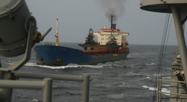 Türk gemisi Nijerya açıklarında kaçırıldı