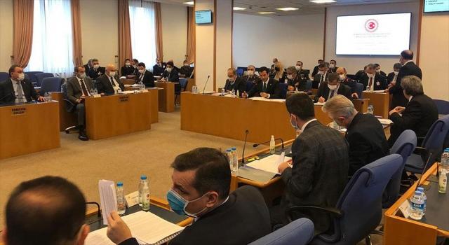 TSK personeline ilişkin kanun teklifi TBMM Milli Savunma Komisyonunda kabul edildi