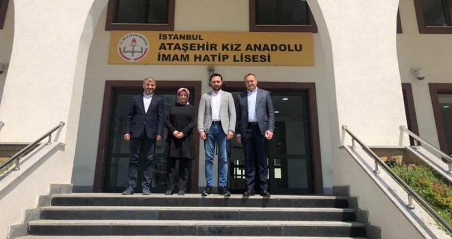 KASDER Ataşehir Şubesi sosyal sorumluluk projelerini sürdürüyor