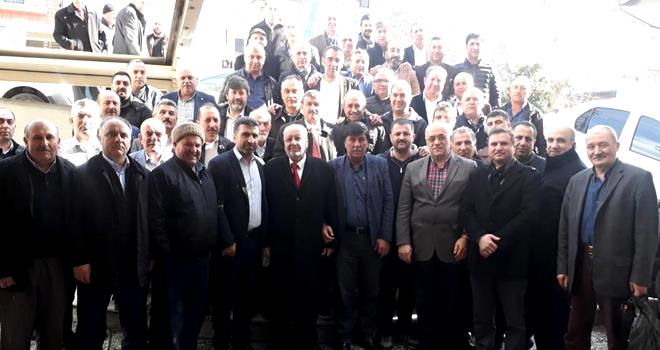 Suşehri Köy Dernekleri Ataşehir'de Toplandı