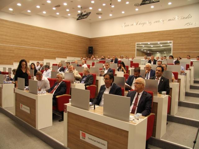 Ataşehir Belediye Meclisi Eylül Ayı Mesaisine Başladı