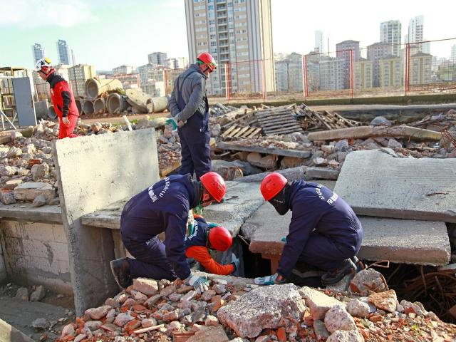 Ataşehir'de deprem olsa nerede toplanacağız? İşte ayrıntılar...