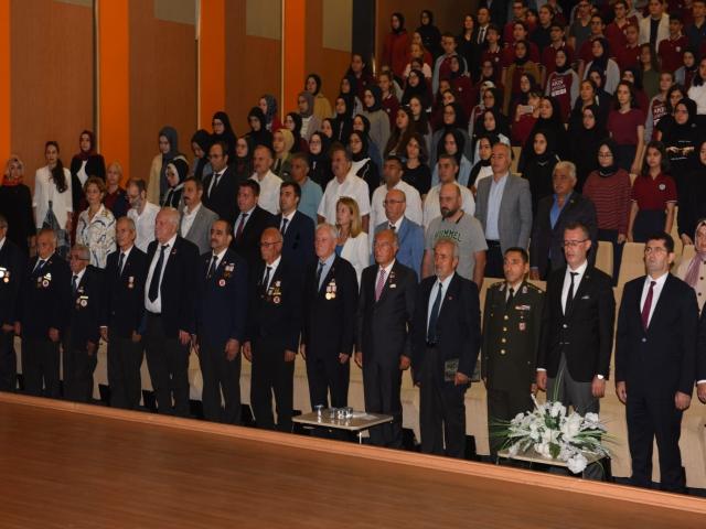 Ataşehir'de Gaziler Günü Etkinliklerle Kutlanıyor