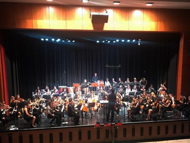 Ataşehirli Gençler Monheimde Barış ve Sevgi Konseri Verdi