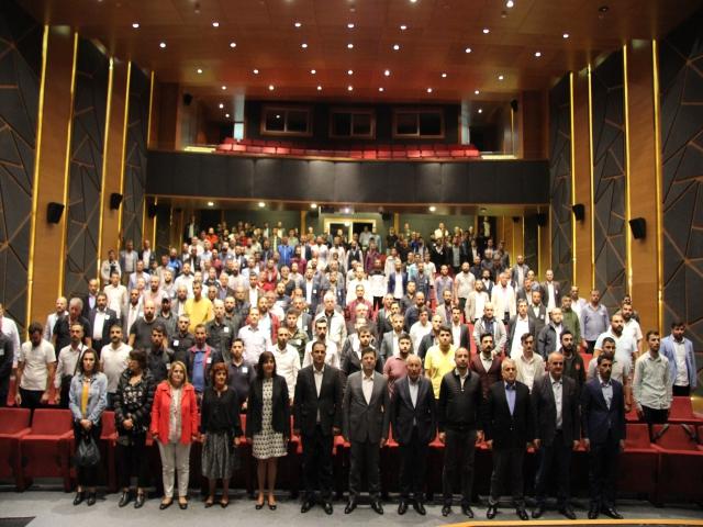Marmara Güvercin Federasyonu Ödül Töreni Ataşehir'de Gerçekleşti