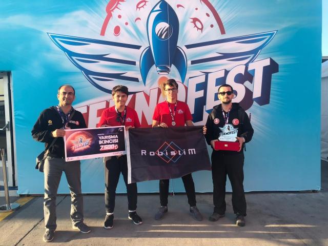 Teknofest'te Ataşehir Damgasını Vurdu