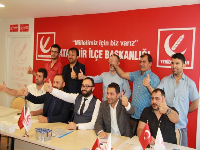 Yeniden Refah Partisi Ataşehir'den 'İstanbul Sözleşmesi' Açıklaması