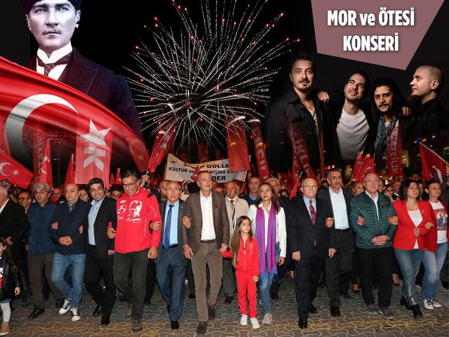 Ataşehir Belediyesi, 29 Ekim'i Fener Alayı Yürüşü ve Konserle Kutlayacak