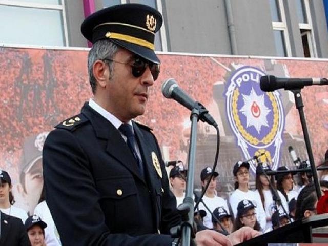 Ataşehir Eski İlçe Emniyet Müdürü Oğuz Kaan Terfi Etti