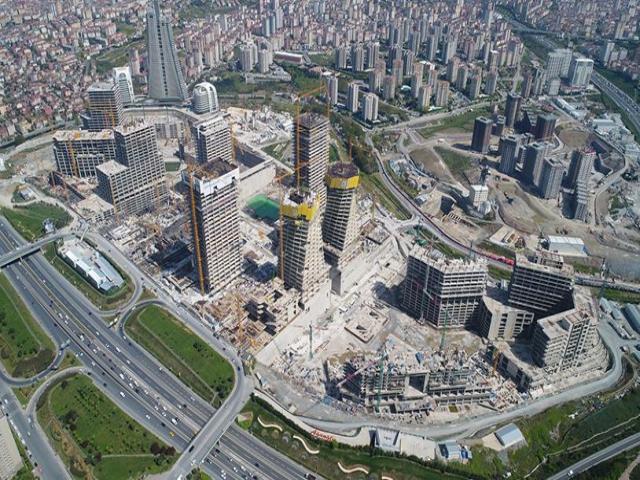 Ataşehir ile adı anılan İstanbul Finans Merkezi için Cumhurbaşkanlığı'ndan özel karar