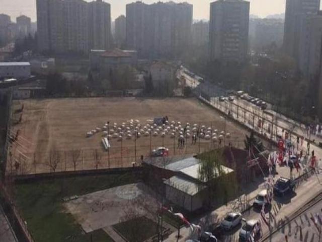 Ataşehir İstanbul Sitespor Sahası ile ilgili flaş karar!