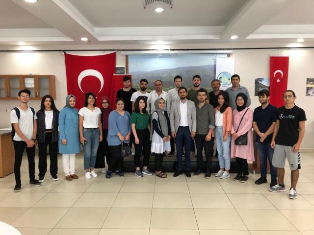 Ataşehir'de Çaylı Köyü Derneği Örnek Hizmetleriyle Dikkatleri Üzerine Çekiyor