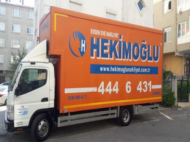 Ataşehir'de evden eve nakliyat hizmetleri