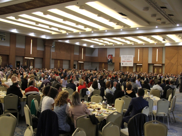 CHP Ataşehir'den Okul ve Sandık Sorumlularına Teşekkür Kahvaltısı