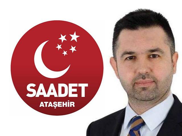 Ataşehir'de gerçekleşecek Milli Görüş Belediyeciliği Konferansı konuğu İbrahim Güven Ömür oluyor