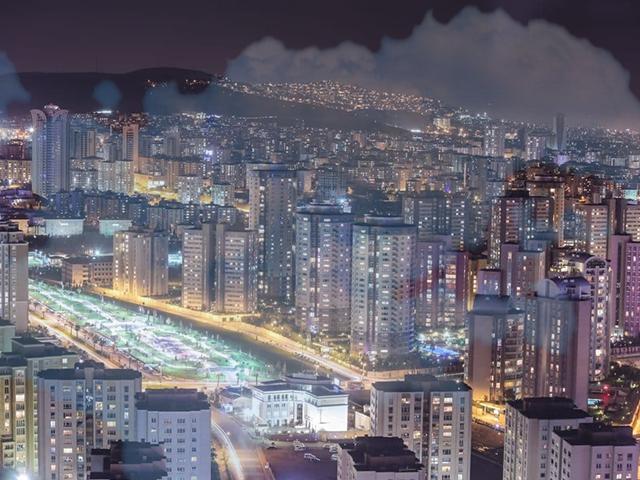 Ataşehir'in hava kirliliği artmaya başladı