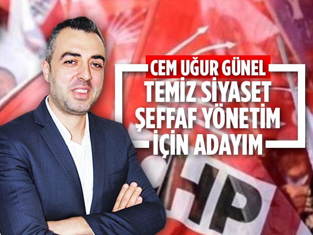 CHP'de Ataşehir ilçe başkanlığı için ilk aday belli oldu