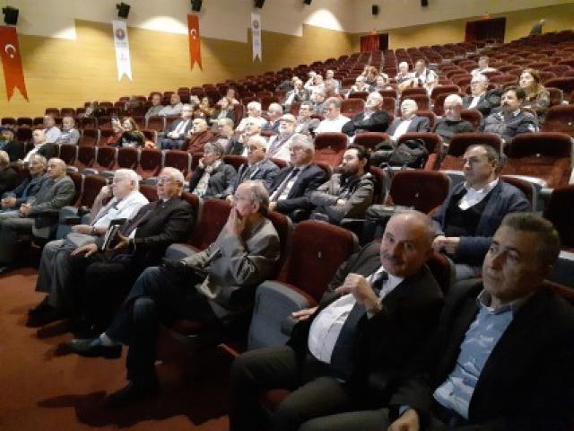 TSKM'de 'Karadeniz Yarına da Kalsın' konuşuldu