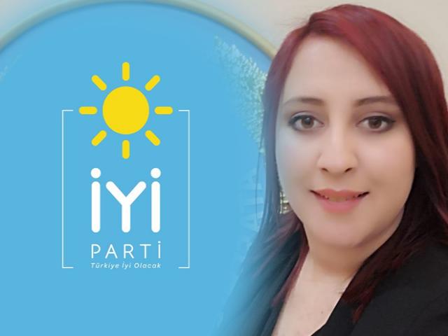23 Yaşındaki genç, İYİ Parti Ataşehir İlçe Başkan Adaylığına talip oldu!