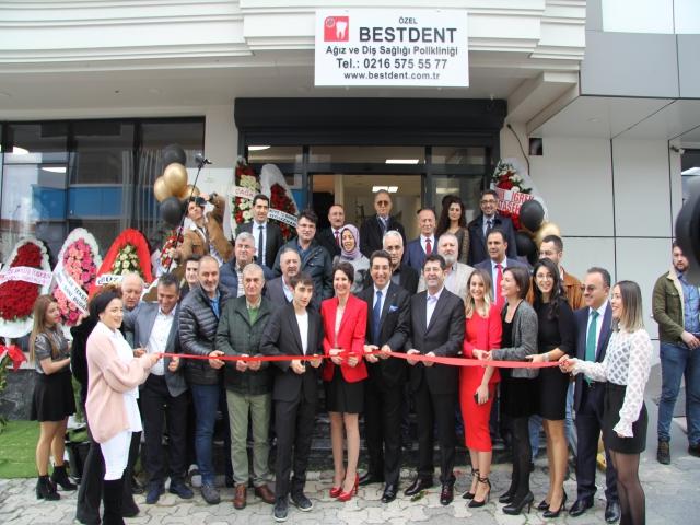 Best Dent Ağız ve Diş Sağlığı Polikliniği Ataşehir'de Açıldı