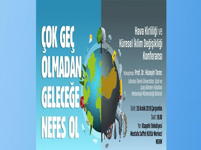 Hava Kirliliği ve Küresel İklim Değişikliği Konferansı
