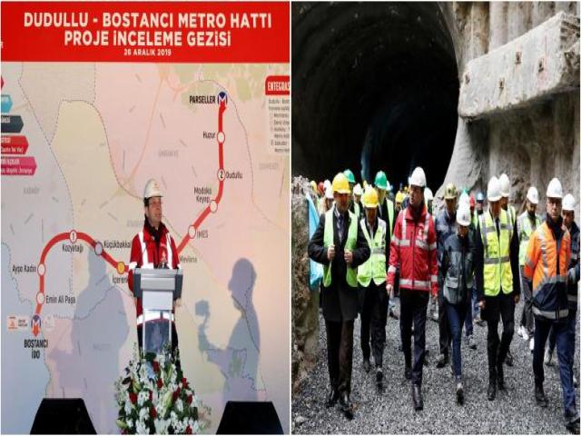"""İmamoğlu 'ndan Cumhurbaşkanı Erdoğan' a """"Kanal İstanbul """" Çağrısı : """"Eminim İkna Ederim"""""""
