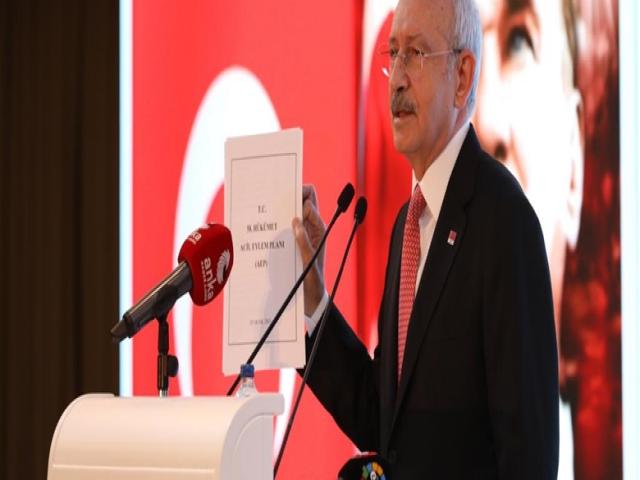 """Kılıçdaroğlu Ve İmamoğlu 'ndan """"Kanal İstanbul"""" Çıkışları"""
