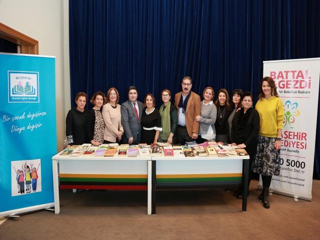 Kitaplar Ataşehir 'de El Değiştiriyor