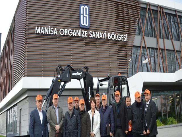Manisalı Sanayiciler 'Milli Teknoloji, Güçlü Sanayi' Vizyonunda Birleştiler
