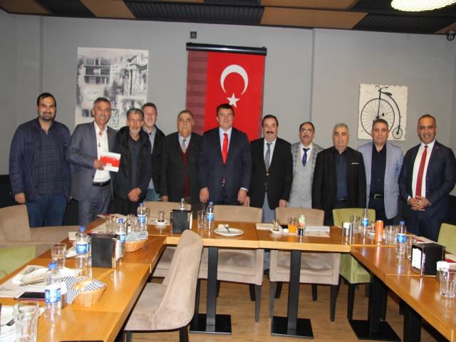 SİDEF, Ataşehir'de 2020 Gündemiyle Toplandı