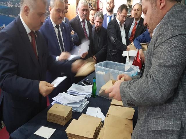 SİYAD Anadolu Şubesi Yeni Başkanını Seçti