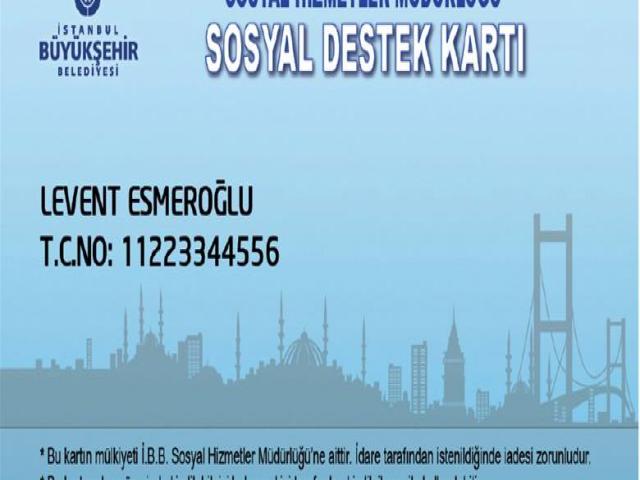 """""""Sosyal Destek İstanbulkart """"ın Kullanım Alanı Genişliyor"""