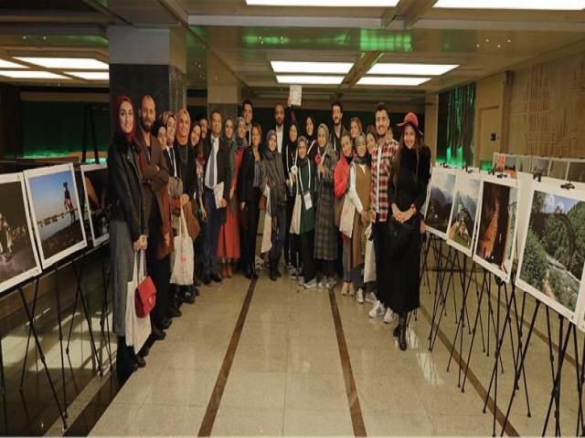 Türkiye 'nin Renkleri Projesine 'ne Katılan Gençler Fotoğraflarını Sergiledi