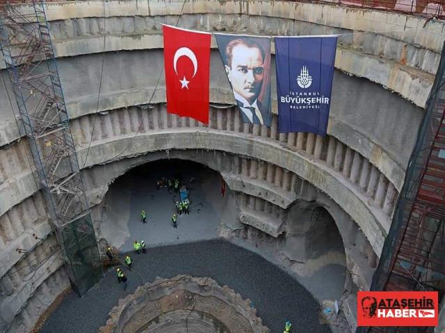 Ataşehir sınırı içinden geçen metro hattı projesi hazine engeline takıldığı iddia edildi! Bakanlıktan açıklama iddialara cevap gecikmedi