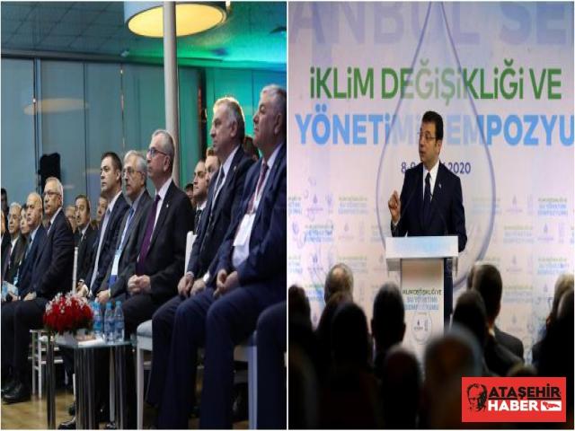 """Başkan İmamoğlu: """"Tatlı Su Kaynaklarını Kaybeden İstanbul, İntihar Ediyor Demektir"""""""