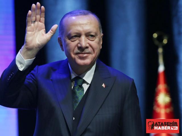 """""""Büyük ve güçlü Türkiye hedefimize ulaşabilmenin en önemli şartlarından biri, aile kurumunu sağlam bir şekilde ayakta tutmaktır"""""""