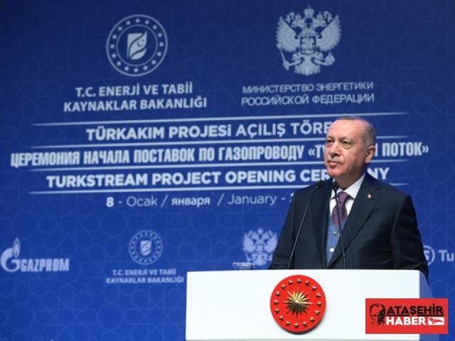 """""""Hedefimiz, Türkiye'yi küresel enerji merkezlerinden biri hâline getirmektir"""""""