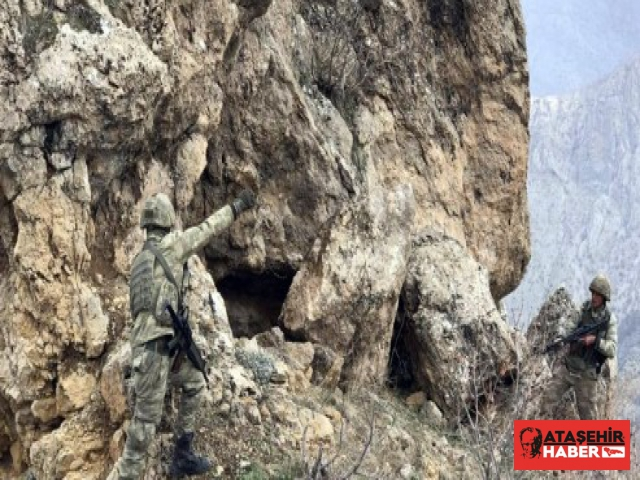İki Terörist Hava Destekli Operasyonla Etkisiz Hale Getirildi